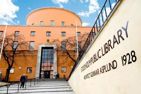 Magasinet i Stadsbiblioteket är öppet!