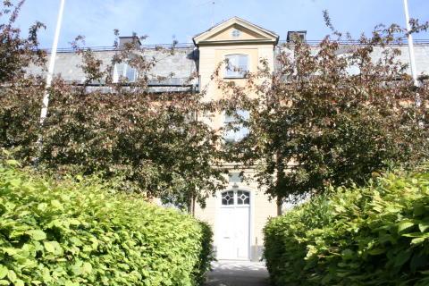 Undersökning inför grundförstärkning vid Hovings Malmgård