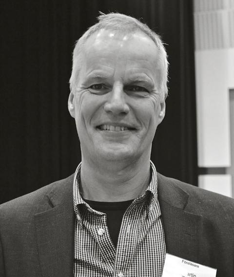Martin Tallvid tar plats i Gleerups styrelse