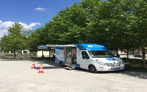 Beratungsmobil der Unabhängigen Patientenberatung kommt am 1. April nach Passau.