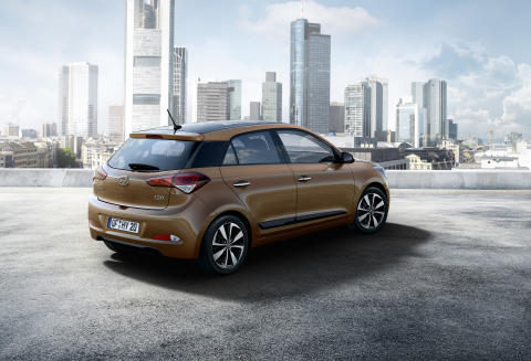 Hyundai pressekonferanse på Paris Motor Show