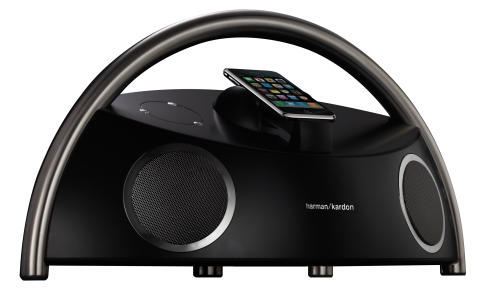 Compact Version of harman kardon Go + Play Offers Great Sound
