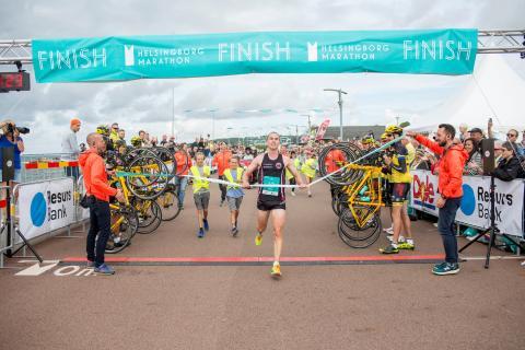 Resurs Bank sponsrar Helsingborg Marathon och namnger stafetten