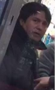 Appeal after man exposes himself, Bermondsey