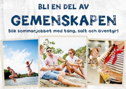 Från snötäckta berg till saltstänkta klippor, Daftö Resort rekryterar säsongspersonal i Sälen och Branäs