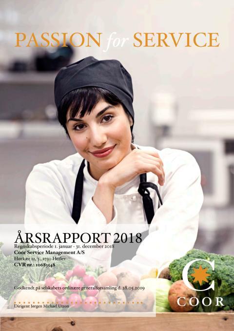 Årsrapport Danmark 2018