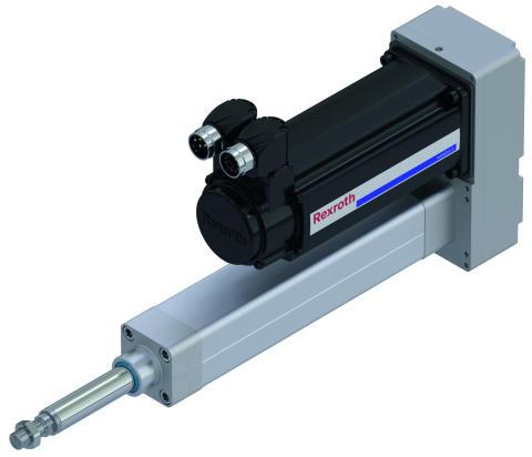 EMC 2a generationen – kraftfull elektromekanisk cylinder med slät design