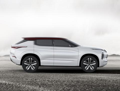 Mitsubishi Ground Tourer - PHEV Concept