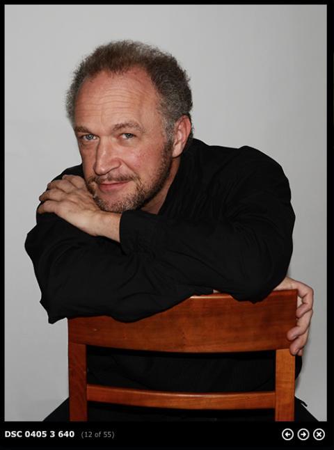 Kolja Blacher, solist och dirigent