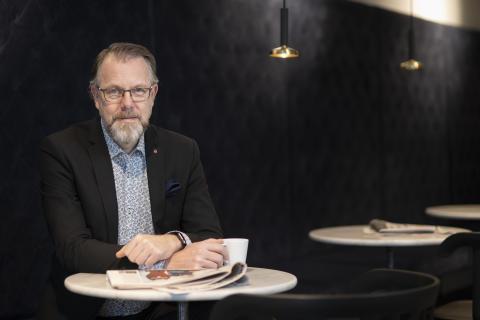 Robert Fahlgren Andre vice ordförande