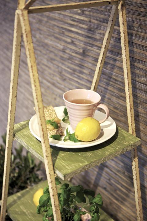 Blomsterlandet ordnar Garden tea på Rum & Trädsgårdsmässan