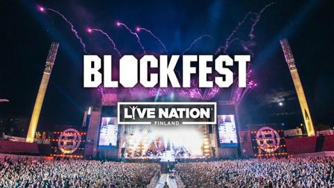 LIVE NATION FÖRVÄRVAR BLOCKFEST - FINLANDS STÖRSTA HIP HOP-FESTIVAL