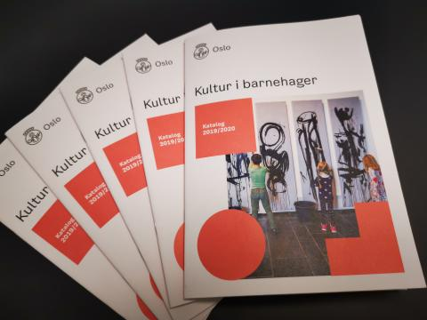 Kunst og kultur for de minste i Oslo