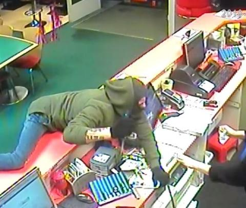 Four men convicted of armed robberies in London and surrounding counties