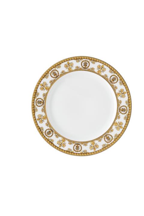 RmV_I love Baroque_Bianco_Plate 22 cm