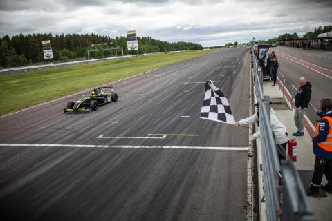 Linus Lundqvist. Foto: Daniel Ahlgren