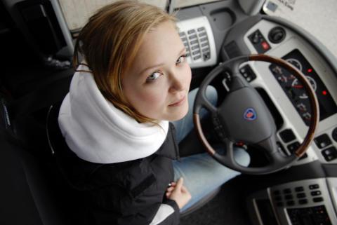Fortsatt hög efterfrågan på lastbilsförare