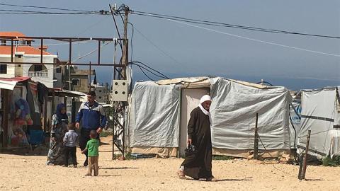 Syriska flyktingar kan inte återvända - visar forskningsrapport