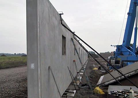 Förslag till nytt kunskapscentrum för att bygga stallar