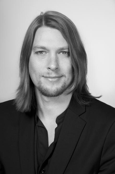 Kai Piippo - ansvarig ljusdesinger för K:fem, vinnare av Nordiska Ljuspriset 2010