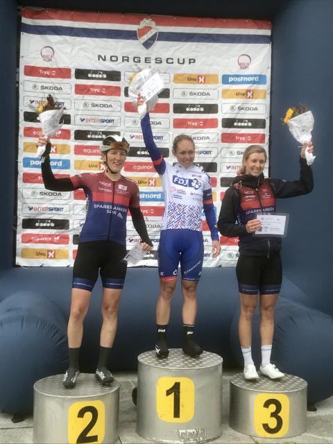 Hole Mohr, Stokke, Borgli og Urianstad vant NC 5 Landevei, Sandnes.