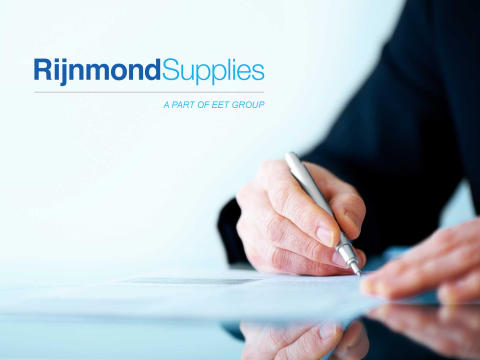 EET Group acquires Rijnmond Supplies in Germany