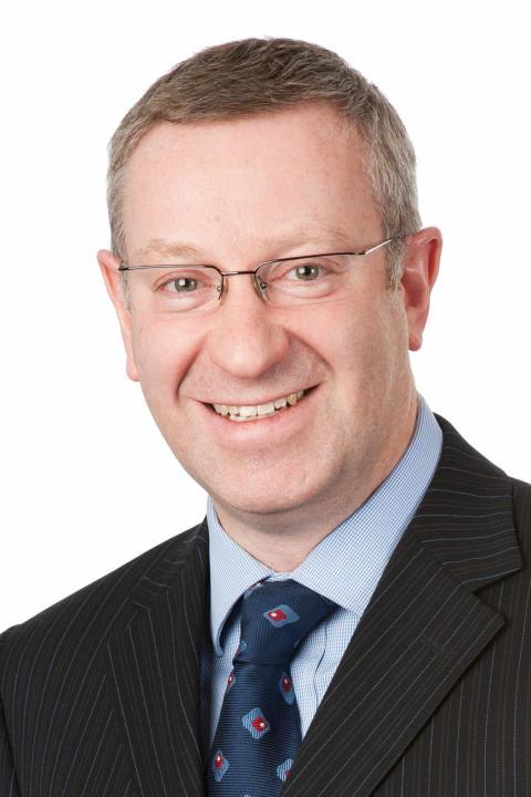 Speaker - Nigel Miller