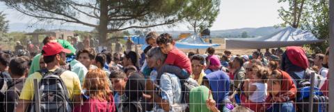 SAP lär unga flyktingar att programmera