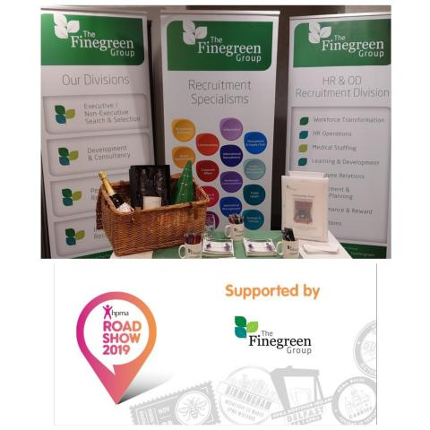 Finegreen at HPMA Manchester Roadshow today!