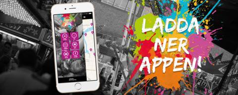 Ny app för Augustifesten