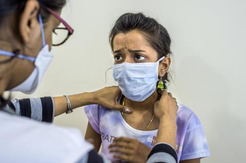 Banbrytande studie för behandling av resistent tuberkulos