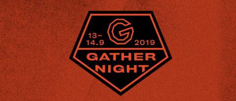 Gather Music Festival byter namn till Gather Night och blir en klubbfestival som utmanar och inspirerar
