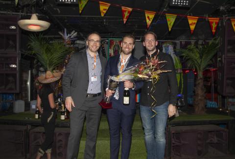 LeasePlan presenterar vinnarna i årets stora leverantörspris