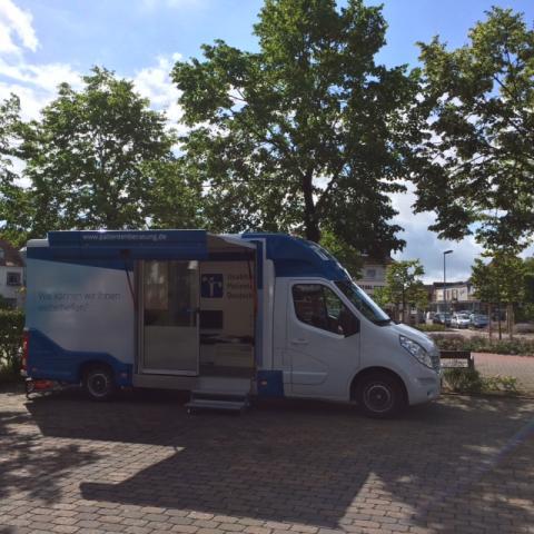 Beratungsmobil der Unabhängigen Patientenberatung kommt am 27. November nach Cloppenburg.