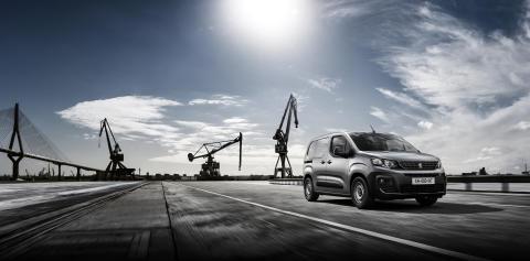 Premiär: Här är nya Peugeot Partner