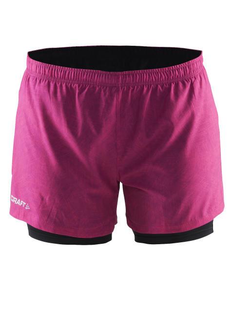 Mind shorts (dam) i färgen line smoothie.