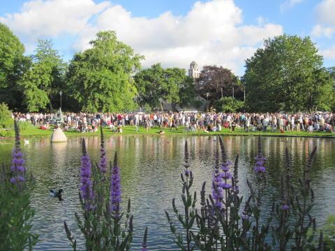1 juli i Almedalen: Möten mellan människa och miljö – vilken kunskap krävs för kloka beslut?