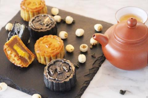 CELEBRATE MID-AUTUMN FESTIVAL WITH NEWLY-LAUNCHED ARTISANAL MOONCAKES FROM VLV SINGAPORE
