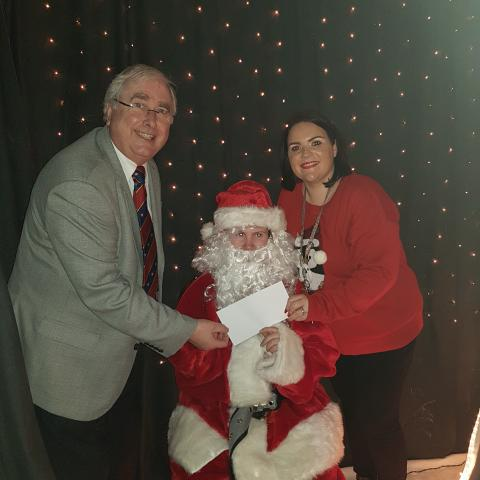 Christmas cheer for Bury's troubled families