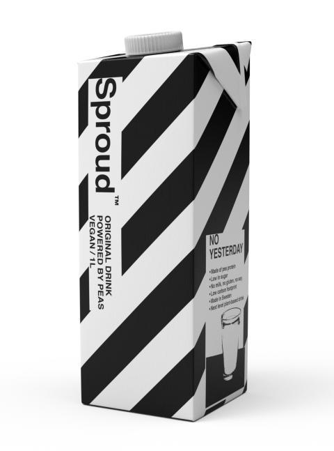 Sproud plantebasert drikke lanseres i Norge!