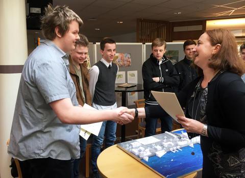 Pressinbjudan: Nytt steg i spännande samarbete mellan skola och stadsbyggnadsavdelning