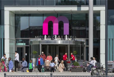 Nya butiker fyller Mirum Galleria – Bik Bok och Carlings tar plats i november