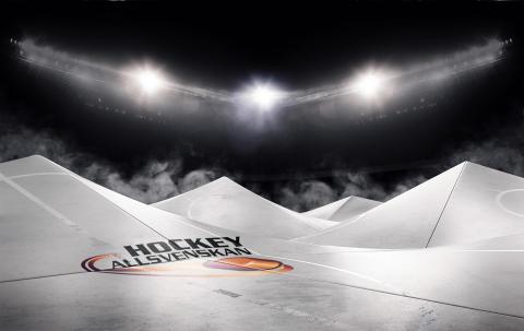 HockeyAllsvenskan har beslutat införa fyrdomarsystem säsongen 2019/20