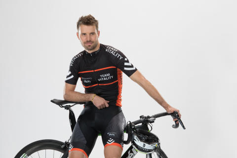 Reinhardt Janse van Rensburg, Team Dimension Data for Qhubeka