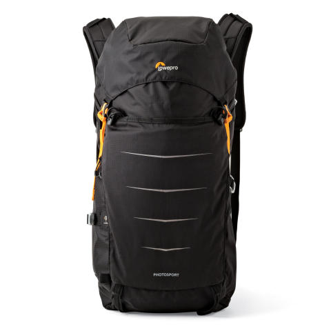 Lowepro Photo Sport II BP300 AW svart forfra
