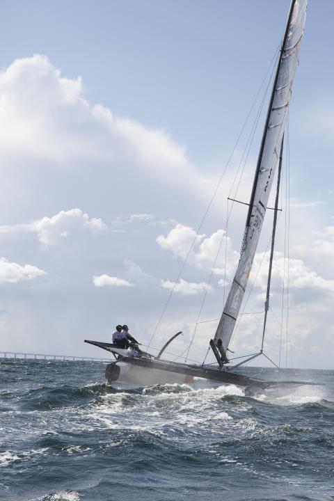 Malmö Sail Week bjuder in till pressvisning