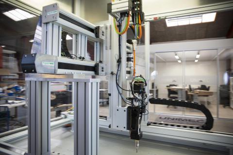 Maskinbygger sparer tid med SoMachine-software