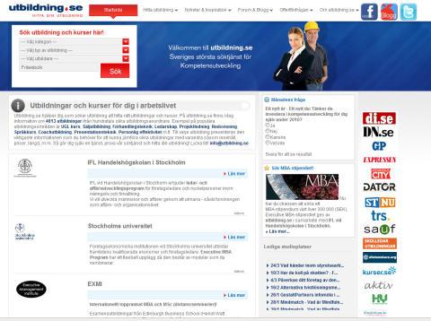 Utbildning.se lanserar ny sajt!