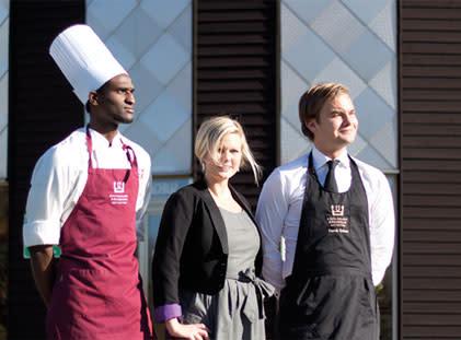 Rekryteringsmässa på Restaurang- och hotellhögskolan i Grythyttan