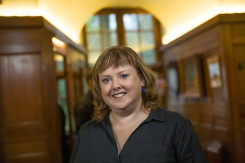 Helena Bengtsson, SVT, nominerad till Årets Förnyare